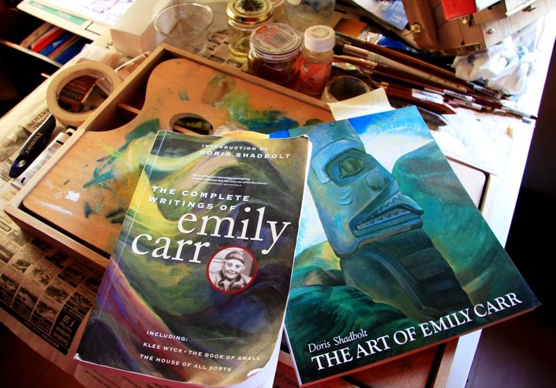 Emily Carr my kindred spirit (1/6)