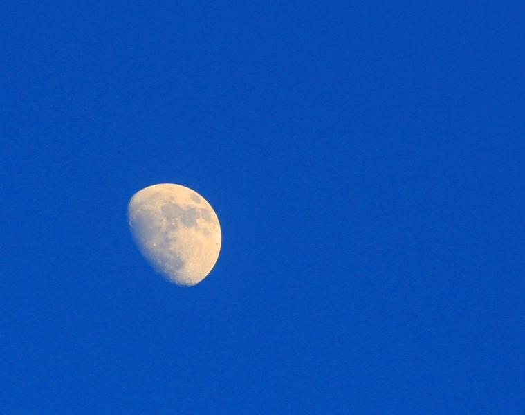 Mayne Island Super moon on May 5 2012 (2/6)