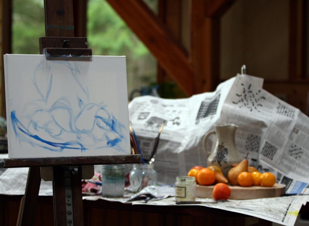 Wanted alive not perfect still life painting with paul c zanne creative potager - Painting tips will make home come alive ...