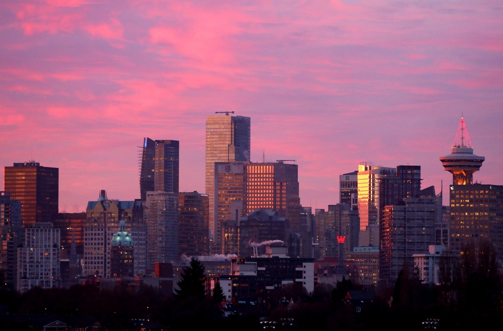 Vancouver December Twlight by Terrill Welch 2013_12_17 076
