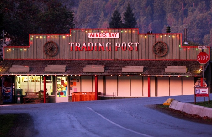Miners Bay Trading Post by Terrill Welch 2014_01_05 544