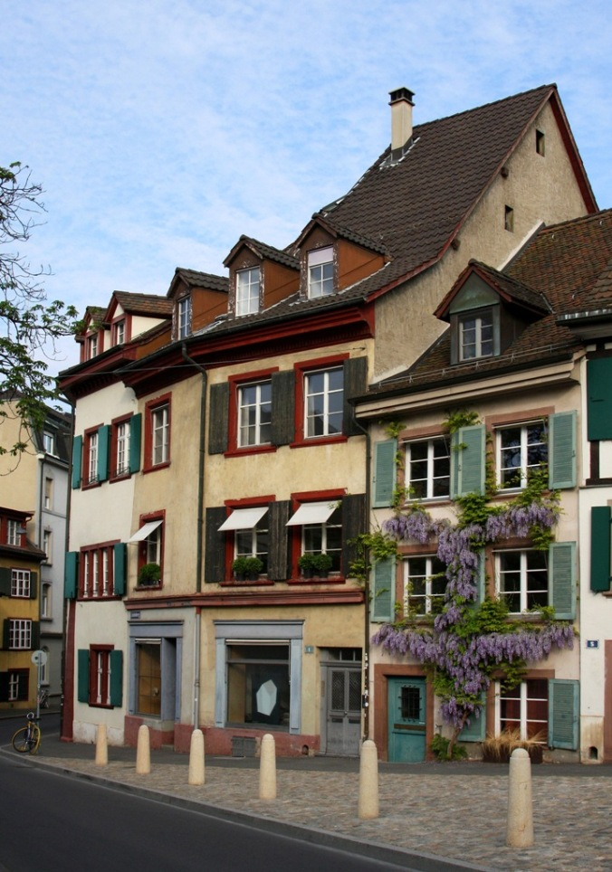 A Basel Switzerland morning  by Terrill Welch 2014_04_13 015