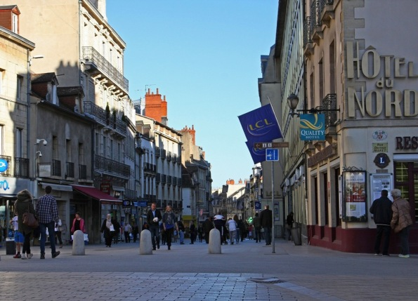 April Evening on The Streets of Dijon France by Terrill Welch 2014_04_08 Dijon France 020