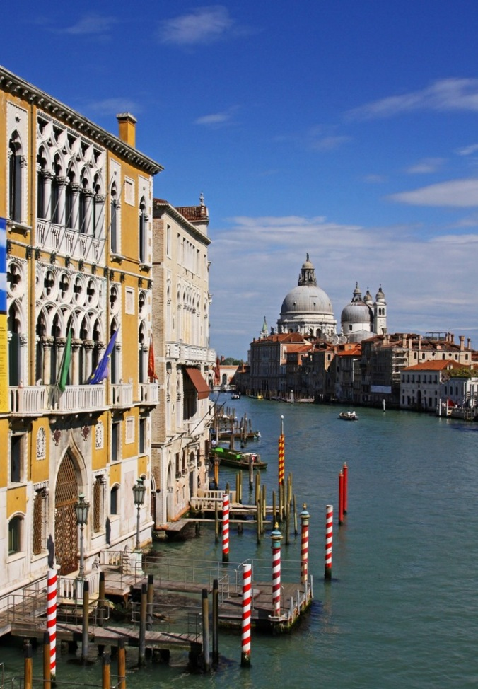 Canal Grande from the Ponte dell'Accademia by Terrill Welch 2014_04_17 062