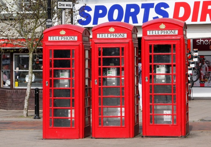pick us up at the three phones Uxbridge England by Terrill Welch 2014_04_05 043