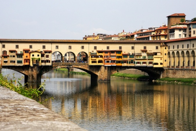 Ponte Vecchio Florence Italy by Terrill Welch 2014_04_26 059