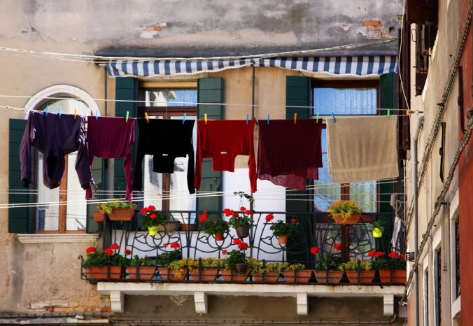 Shades of red Venice Italy by Terrill Welch 2014_04_14 088