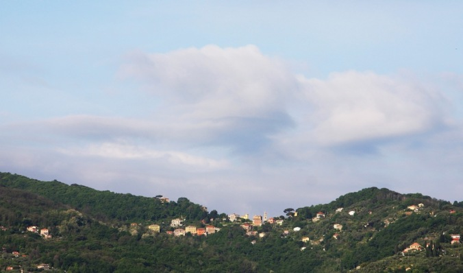 Hilltop near Rapallo Italy by Terrill Welch 2014_05_08 048