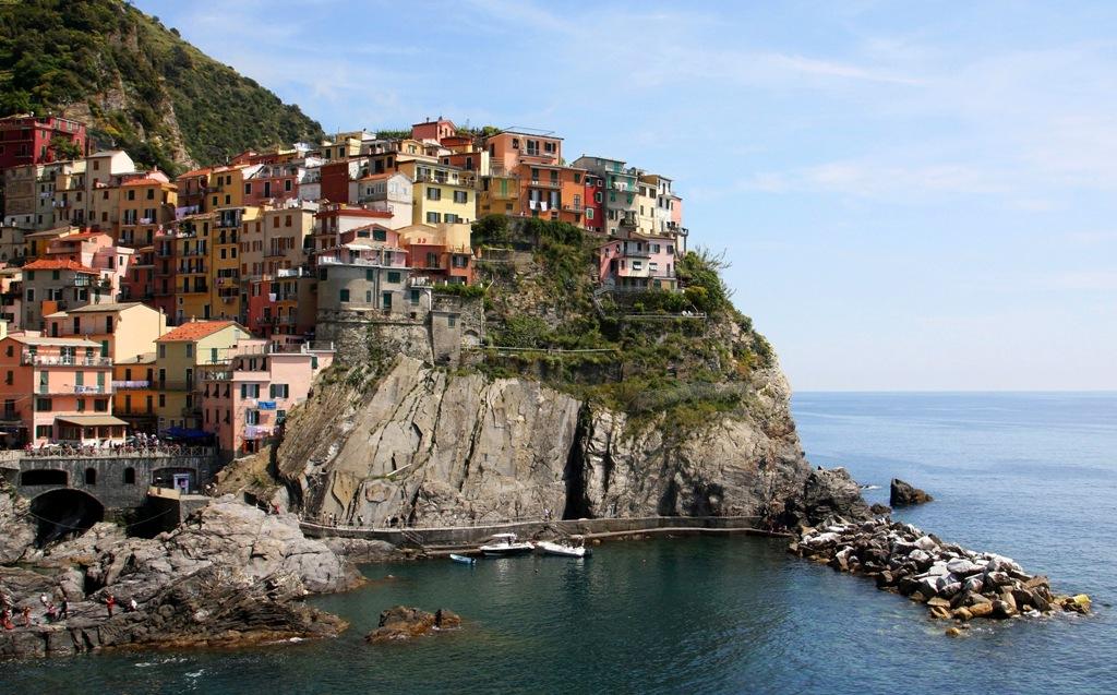 Manarola Cinque Terre Italy by Terrill Welch 2014_05_09 052