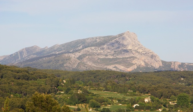 Sainte Victoire Aix en Provence by Terrill Welch 2014_05_20 024