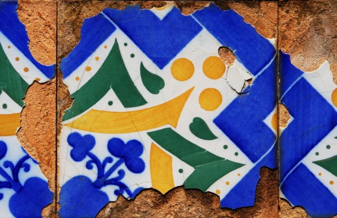 breaking patterns at Torre Bellesguard by Terrill Welch 2014_05_30 034