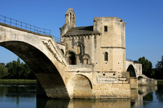 Guard House Pont D' Avignon by Terrill Welch 2014_06_011 016