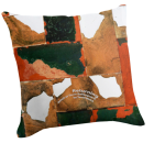 Throw Pillow Returning Large 20 x 20 inch by Terrill Welch