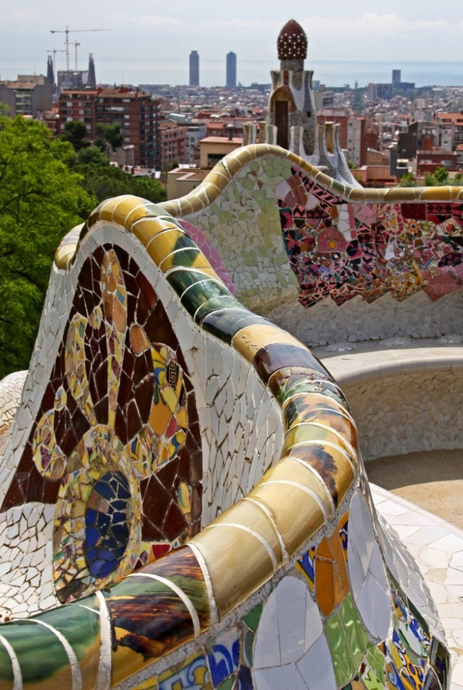 Barcelona Spain through the Eyes of a Traveling Artist (5/6)