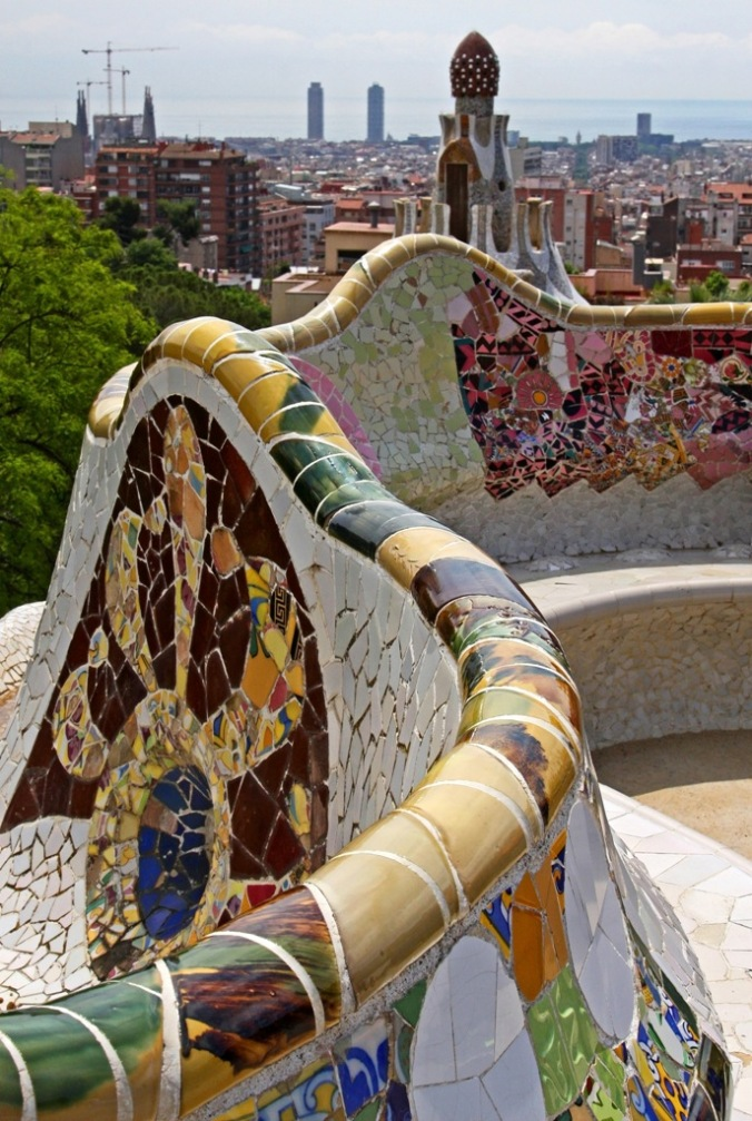 try done Reaching out to the Barcelona Park uell by Terrill Welch 2014_05_27 262