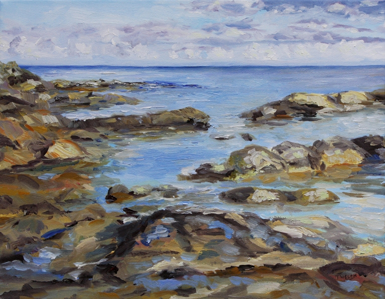 Early_November_Sea_14_x_18_inch_oil_on_canvas_by_Terrill_Welch_2012_10_18_072