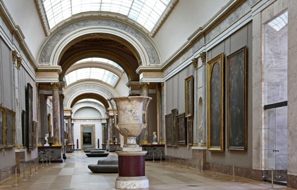 walking the halls of the Louvre by Terrill Welch 2014_06_16 008