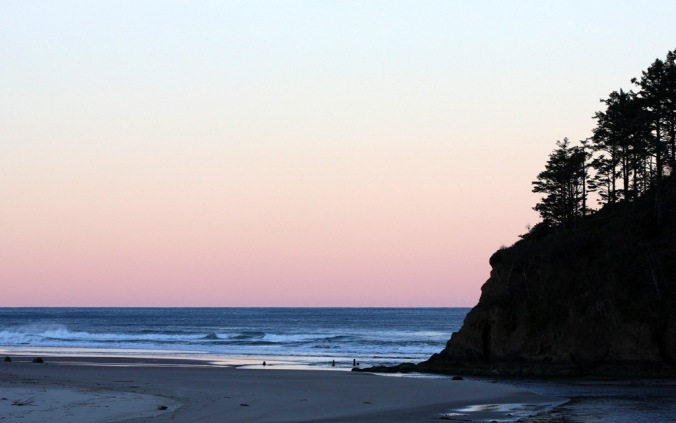 morning sky at Neskowin Oregon by Terrill Welch 2015_02_23 017