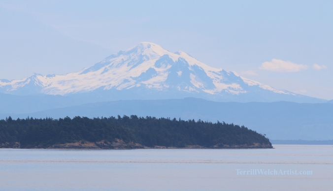 Mount Baker A quiet surpise by Terrill Welch 2015_06_23 005