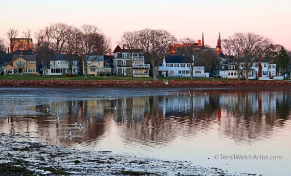 Last Light April 28 3016 Charlottetown PEI by Terrill Welch IMG_3163