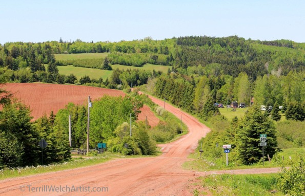 Eliot River Rd PEI by Terrill Welch IMG_5362