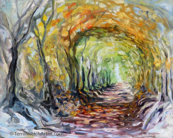 5-centuries-of-seasons-heritage-road-pei-24-x-30-inch-on-wood-almost-done-by-terrill-welch-nov-9-2016-img_2563