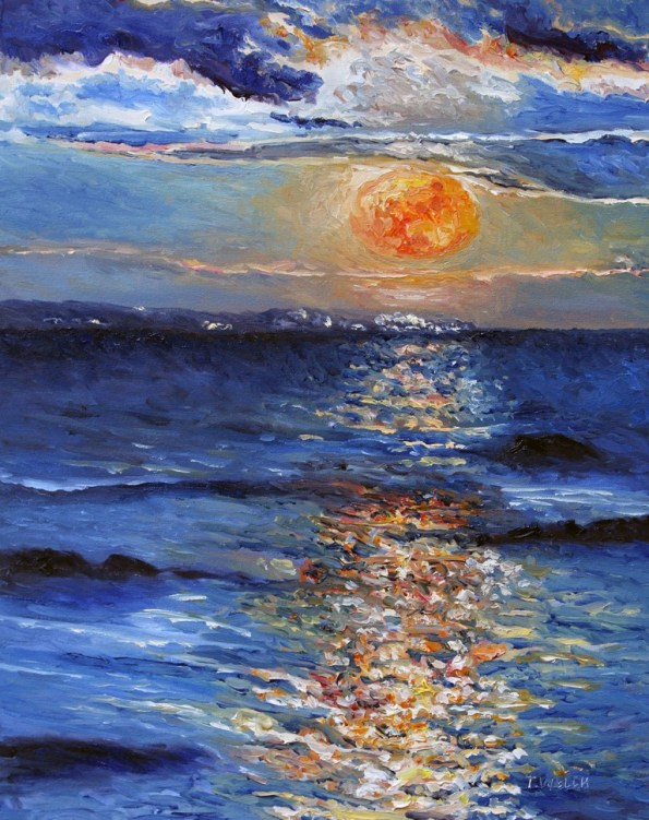 christmas-day-full-moonrise-2015-20-x-16-inch-oil-on-canvas-by-terrill-welch-2015-12-26-img_8442