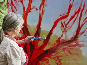 terrill-welch-working-on-large-canvas-by-david-colussi-img_9344