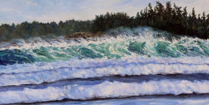 sea-and-sun-cox-bay-tofino-bc-24-x-48-inch-oil-on-canvas-by-terrill-welch-july-15-2016-img_7138